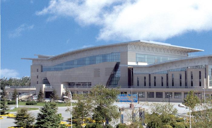 中国民航大学体育馆